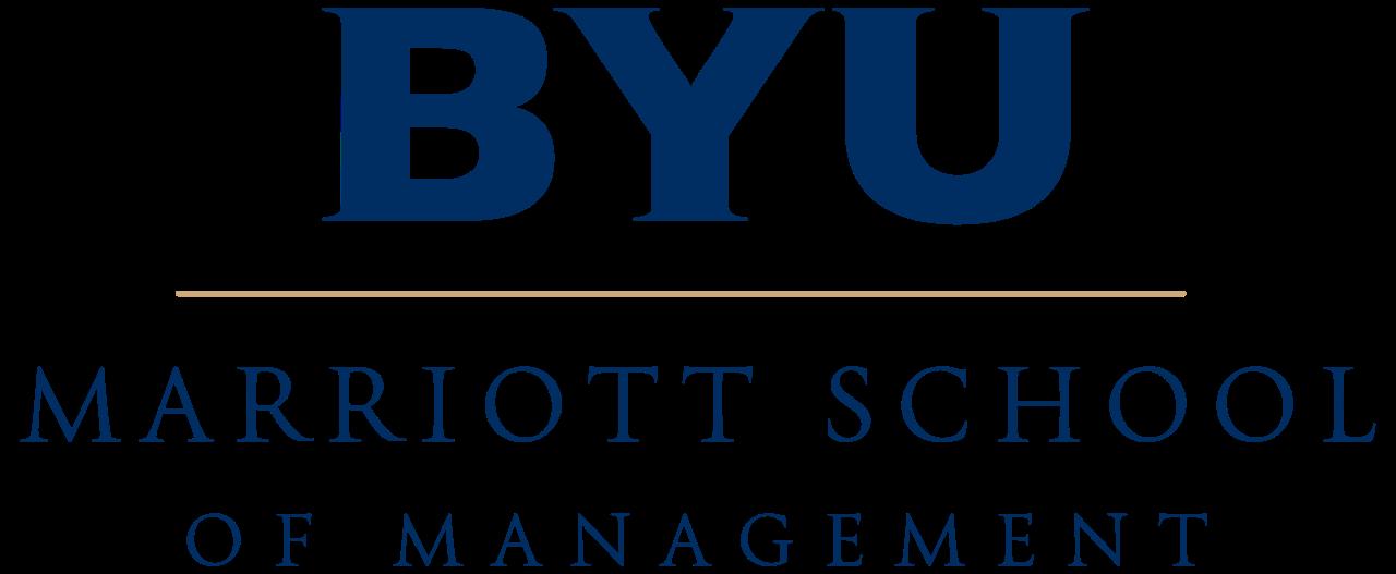 Marriott-School-of-Management-logo